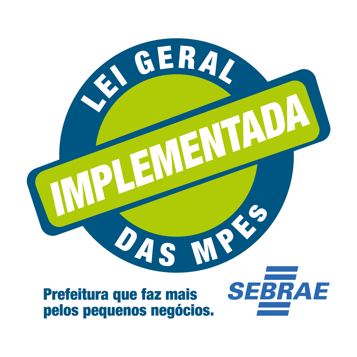 Lei Geral Implementada das MPES